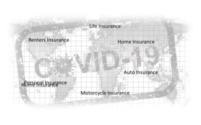 Your Personal Insurance and COVID-19